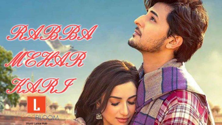 rabba-mehar-kari-darshan-raval-lyrics