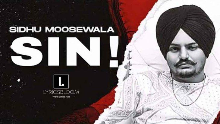 sin-sidhu-moose-wala lyricsbloom