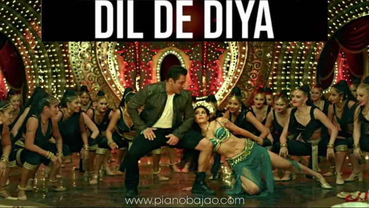 Dil De Diya Radhe Lyricsbloom