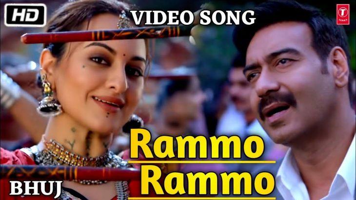 Rammo Rammo Garba Lyrics
